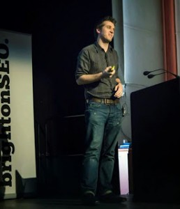 Speaking at Brighton SEO